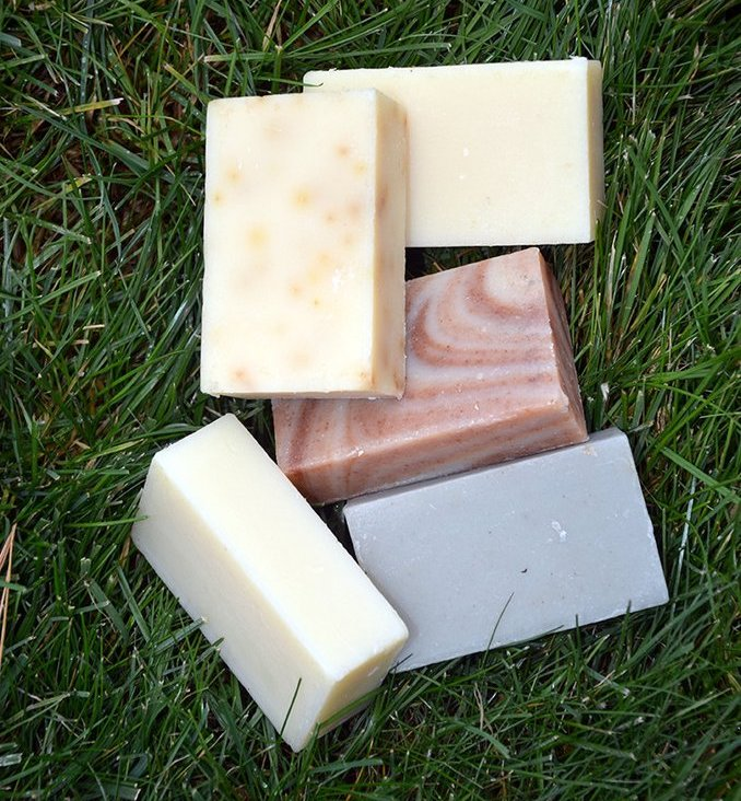 Body Wash Bars from Primal Life Organics
