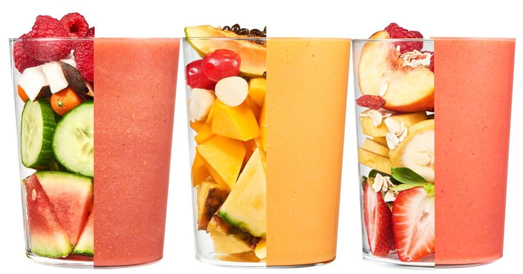 Get 3 free smoothies with your first Daily Harvest order! Use code TRINA