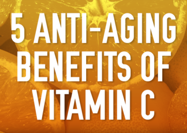 Top 5 Anti-Aging Benefits of Vitamin C