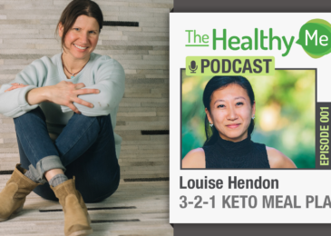 Louise Hendon 3-2-1 Keto Meal Plan | The Healthy Me Podcast Episode 002