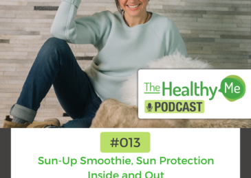 Detox Suggestion for Aluminum from Antiperspirants | The Healthy Me Podcast Episode 013